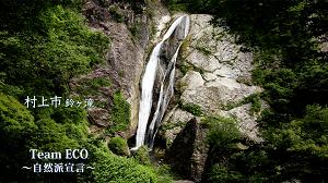 2021年8月 Team ECOメッセージは、村上市